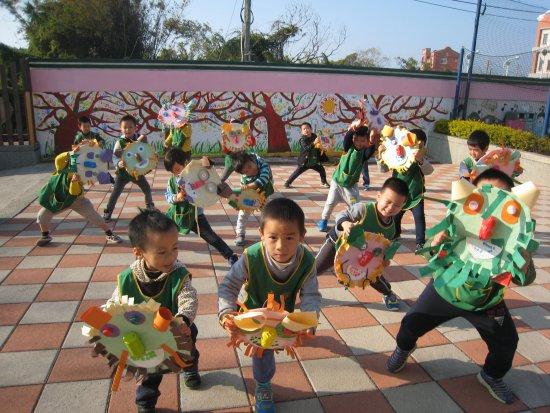 107.09.27 古寧國小幼兒園美感教育 獲教育部認證